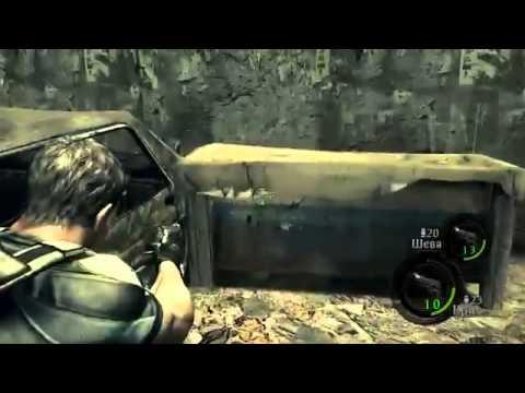 Resident evil 5 борьба за негров часть 2
