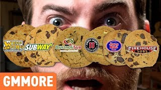 Chocolate Chip Cookies Taste Test
