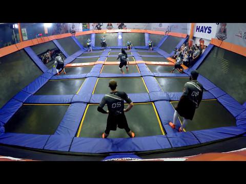 TEAM BLACK VS. CRYSIS (2016 Quarterfinals)