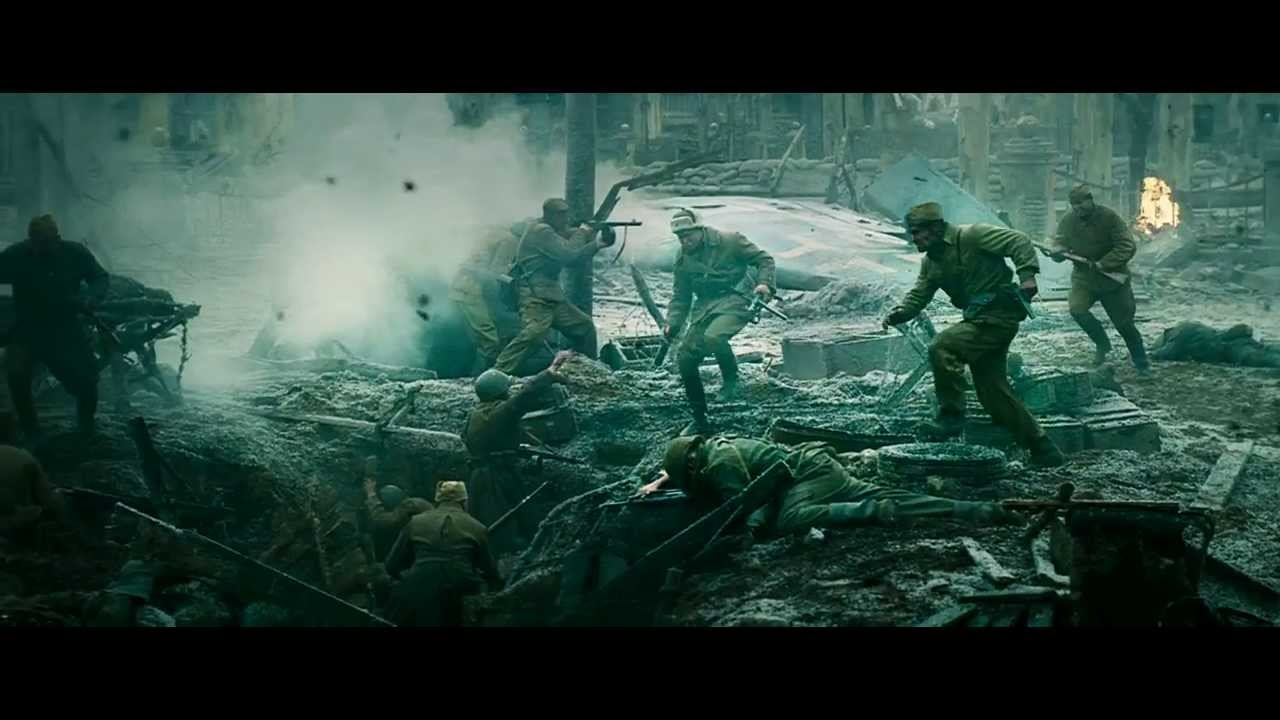 Сталинград официальный трейлер