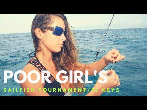 Poor Girl's Sailfish Tournament