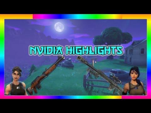 Fortnite|Nvidia Highlights #01