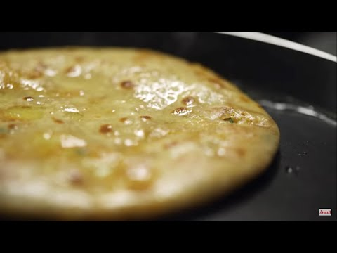 Amul Recipes : Aloo Parantha - Telugu