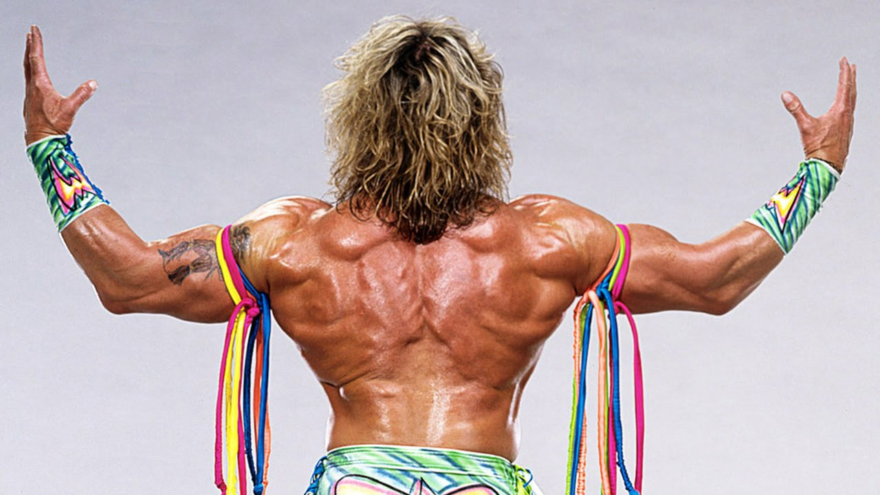 ultimate warrior 2017 body - photo #7