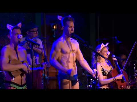 Christopher Hanke & The Skivvies - Who's Afraid Of The Big Bad Wolf