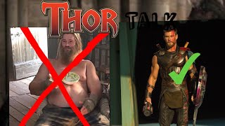 Fat Thor is NOT Coming Back