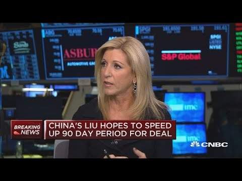 Uncertainty over China trade war driving market concern: Nuveen's Stephanie Link