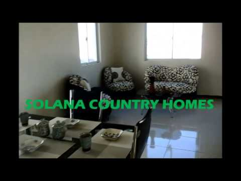 House for sale in San Fernando Pampanga Ready for Occupancy rent to own Solana Country Homes Flood F
