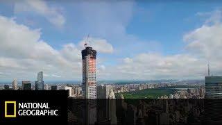 Metody pozwalające ekspresowo wznosić gigantyczne budynki! [Megawieżowce]