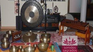 Concierto de Sonidos Sagrados. Armonía y Equilibrio 05-04-2014