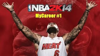 NBA 2K14 - Türkçe Gameplay - MyCareer #1