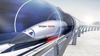 Hyperloop - ТРАНСПОРТ БУДУЩЕГО ОТ ELON MUSK