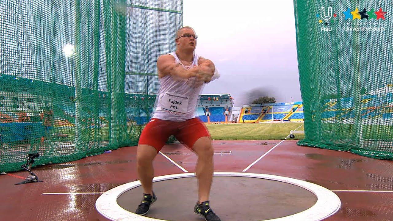 Athletics Men's Hammer Throw Final - 27th Summer ...