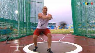 Athletics Men's Hammer Throw Final - 27th Summer Universiade 2013 - Kazan (RUS)