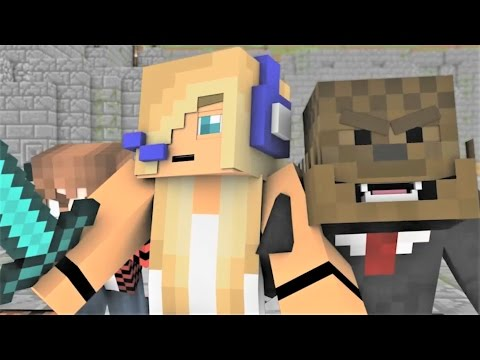 Top 10 Minecraft Songs, Animations, Music 2016! Top 10 Best Animated Minecraft Music Videos Ever