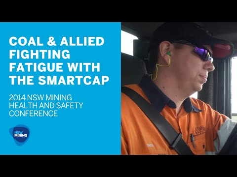 Coal & Allied Fighting Fatigue With The SmartCap