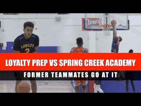 Loyalty Prep vs Spring Creek Academy Highlights