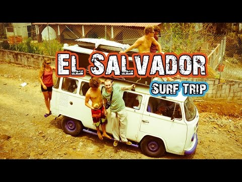 Surfing El Salvador [Part 1]