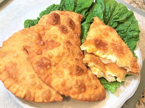 Рецепт чебуреков с сыром в домашних условиях пошаговый рецепт с фото
