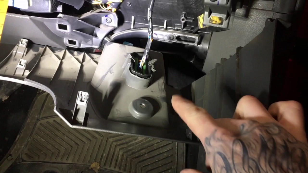 obd2 wiring diagram asco solenoid how to disable move obd port on keyless ford focus st rs all cars can be done