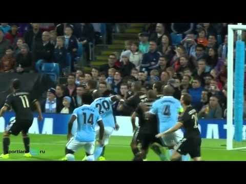 Манчестер Сити vs Ювентус - ЛИГА ЧЕМПИОНОВ 2015/2016 - 1 матч