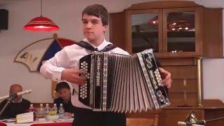 BENJAMIN KRHIN - Spomin in Polka naokrog 9. mednarodno tekmovanje za nagrado Avsenik
