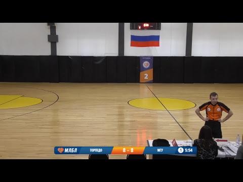 Profit Basket - Спартак. 18 тур. Элита. Сезон 18/19