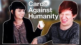 Luke & Emma Play Cards Against Humanity!