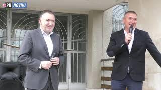 Кметът на Карлово връчи ключовете на новото читалище във Ведраре, самодейците са щастливи