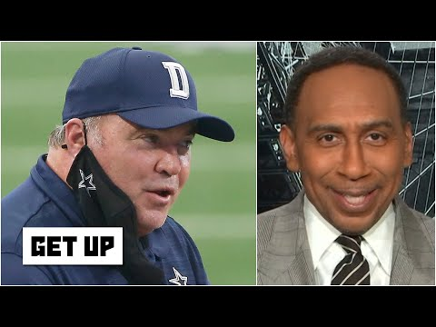 Stephen A. shares why the Cowboys made his Thanksgiving so much better   Get Up