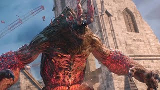 DEVIL MAY CRY 5 - Boss Fight Gameplay (PS4 PRO)