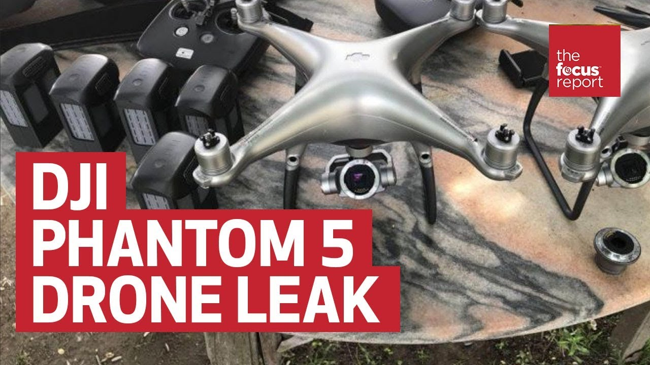 DJI Phantom 5, Canon Rumors and the Instax SQ6 - Focus Report 05 18 18