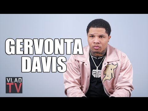 Gervonta Davis on Potentially Getting CTE as a Boxer, Muhammad Ali Having It (Part 4)