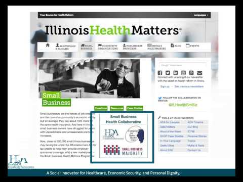 Brokers on Board and Illinois Health Matters for Small BUsiness