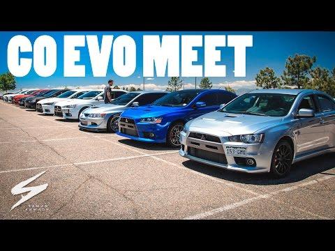 Colorado Evo Club Summer Meet
