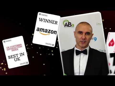 UKCSI Award Best in UK   - Amazon.co.uk