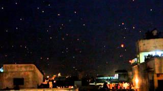 Uttarayan 2013 in Vadodara (Kite Flying Festival)