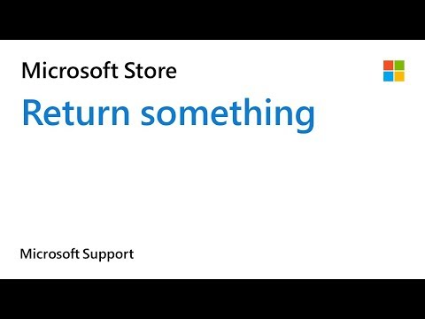 Microsoft Store Refund Policy & How To Return A Product | Microsoft