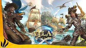 LE JEU DE PIRATES TANT ATTENDU ! (ATLAS #1)