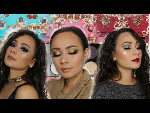 Pat McGrath Labs Opulence Collection Tutorials | 3 LOOKS, 3 PALETTES
