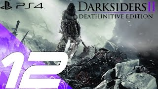 Darksiders II Deathinitive Edition PS4 - Walkthrough Part 12 - Kingdom of The Dead [1080p 60fps]