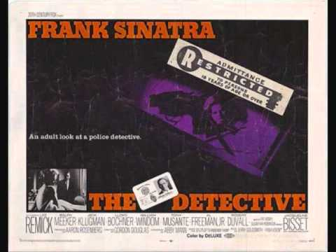 The Detective - Main Title // Jerry Goldsmith