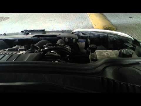 Peugeot 407 1.6 hdi Engine noise when switching off