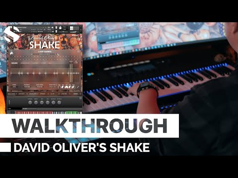 Walkthrough: David Oliver's Shake