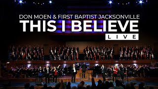 Download Lagu Don Moen - This I Believe (Live) mp3