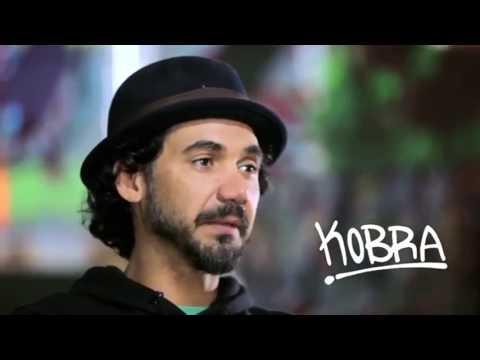 A arte do grafiteiro e muralista Eduardo Kobra no #ProgramaDiferente