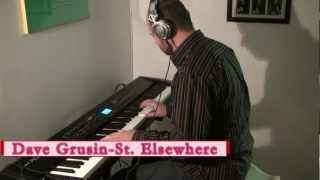 Dave Grusin   St  Elsewhere piano cover