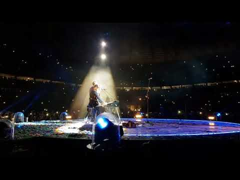 Coldplay - Always in my head + Magic live @ Arena do Grêmio