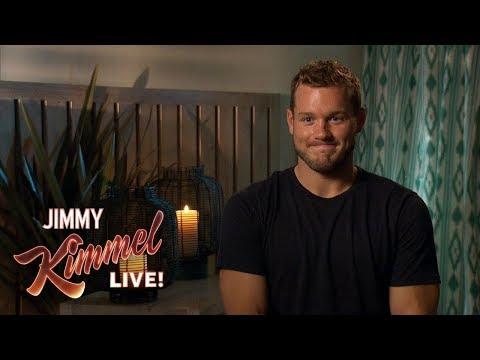 Jimmy Kimmel Breaks Down Emotional Bachelor Finale