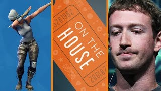 EA Wants to Copy Fortnite + Free On The House Games Disappears + Facebook Loses $120 Billion